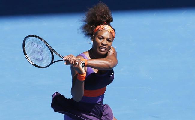 Serena Williams, implacable en la tercera ronda