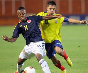 Colombia en duelo clave para acercarse al Mundial contra Uruguay