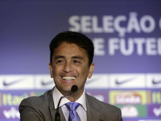 Bebeto es el nuevo director de juveniles en Brasil. Foto: EFE