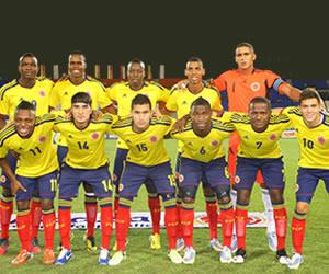 Colombia derrota a Perú y va al Mundial