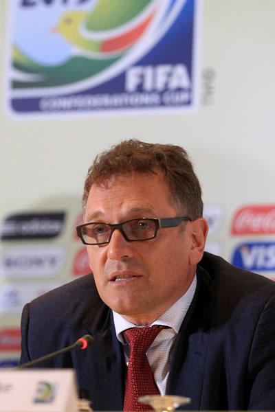Valcke dice que Comité de Ética de la FIFA es