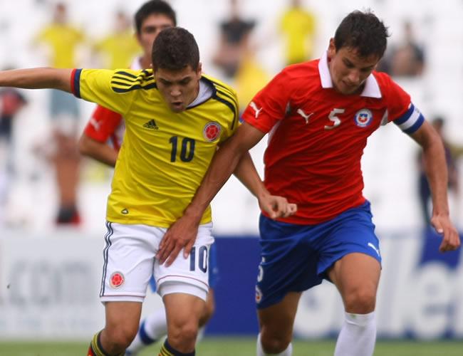 Colombia dejó ir su primera oportunidad de título en el Sudamericano