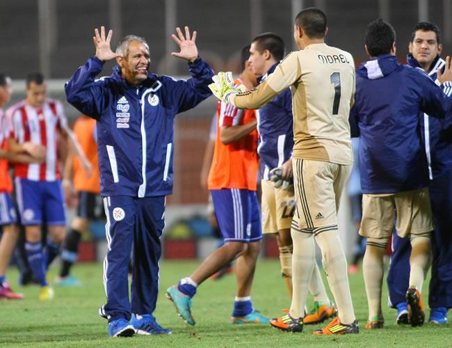 Tres equipos por dos cupos mundialistas y Paraguay aspira al título