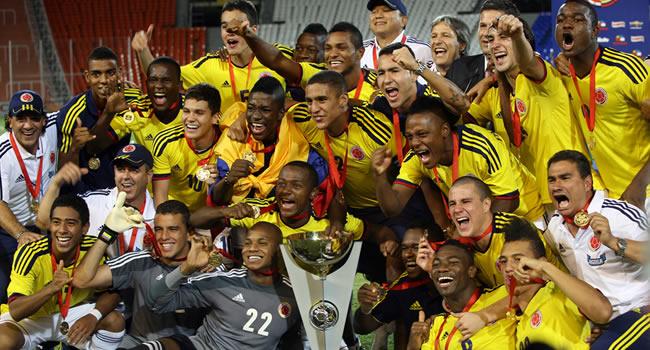 Colombia vence a Paraguay y es campeón
