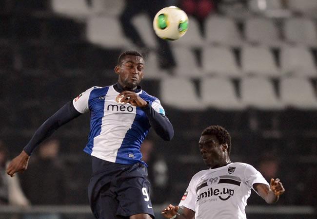 Jackson Martínez anotó tripleta en una nueva goleada de Oporto