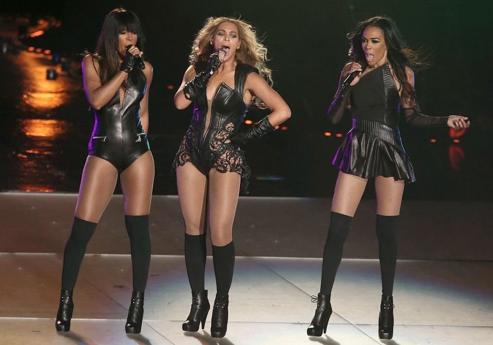 Beyoncé y un apagón encendieron el Super Bowl