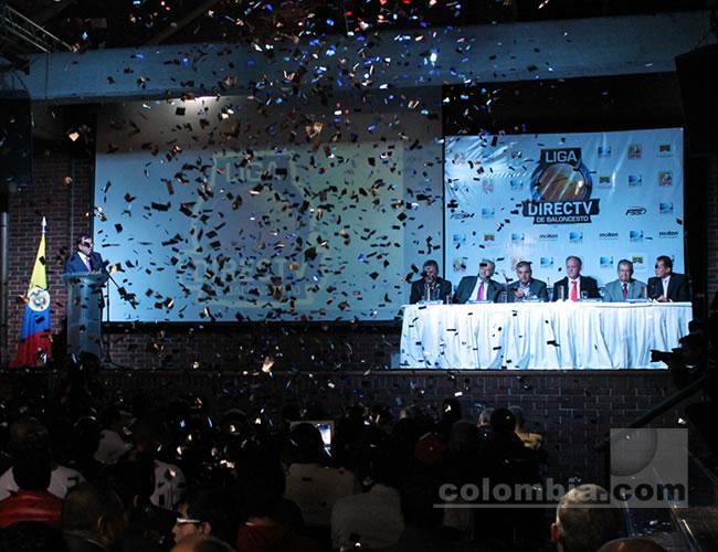 En Bogotá comenzó la nueva era del baloncesto colombiano