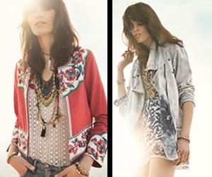 Rapsodia presenta su colección primavera-verano 2013