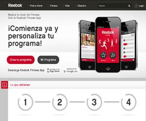 Reebok lanza aplicación que le dará un giro a tu rutina de entrenamiento