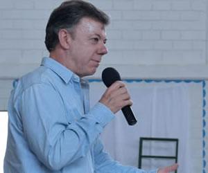 Santos confía en un acuerdo de paz sea antes de finalizar año