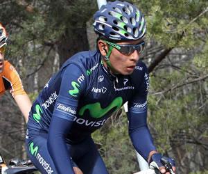Nairo Quintana avanza en la Vuelta al País Vasco