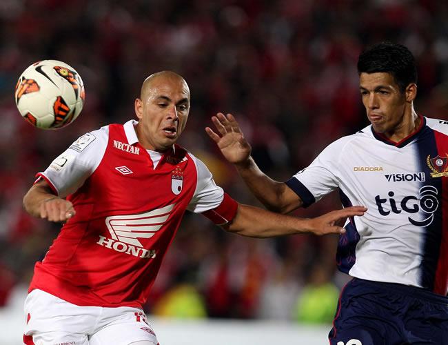 Santa Fe elimina al Cerro Porteño y se acerca a los octavos de final