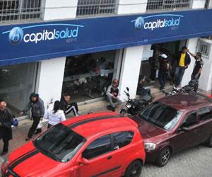 Personería pide a Supersalud intervenir la EPS Capital Salud