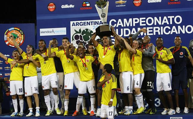 Colombia regresa al Torneo Esperanzas de Toulon