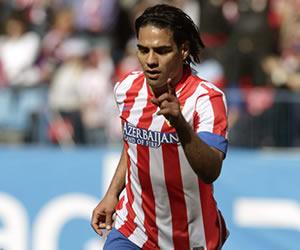 Falcao vuelve a marcar y el Atlético a la victoria