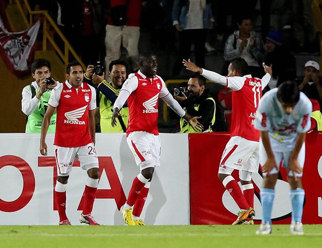Santa Fe gana el grupo y aguarda por los octavos con Real Garcilaso