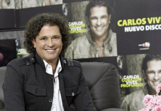 Carlos Vives dice estar feliz de regresar a Puerto Rico