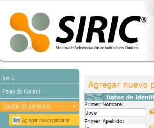 Desarrollan el SIRIC software que advierte enfermedades