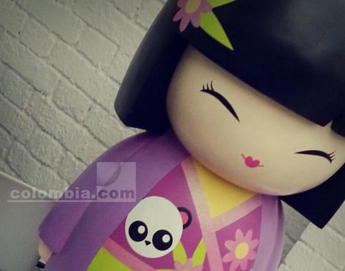 Las muñecas Kimmidoll llegan a Colombia