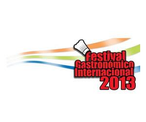 Versión 2013 del Festival Gastronómico Internacional