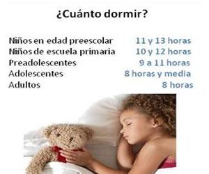 Dormir bien le ayuda a evitar kilos de más