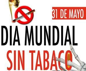 Colombia se une a la celebración el 31 de mayo, día mundial sin tabaco