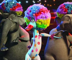 """Junio comienza en Moviecity con """"Madagascar 3: Los fugitivos"""""""