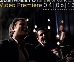 Gusi & Beto lanzan el vídeo oficial de Mi mejor canción