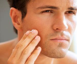 Hoy día también es importante el cuidados de la piel masculina