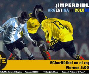 Restaurantes argentinos en Bogotá se unen a la fiesta del fútbol