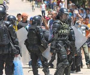 Protestas campesinas cobran los dos primeros muertos