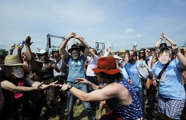 Arranca el Festival de Glastonbury