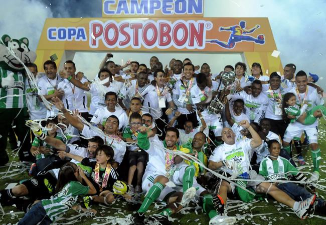 Los equipos colombianos conocerán sus rivales