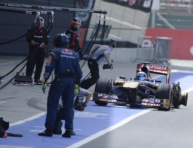Pirelli responsabiliza en parte a los equipos por los fallos en Silverstone