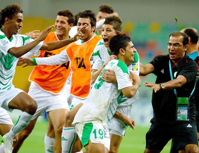 Irak toma revancha sobre Corea del Sur para llegar a semifinales