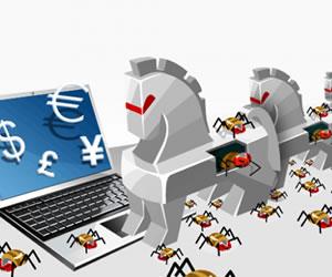 Los troyanos Zeus resurgen y acaparan el 26,2% de los programas maliciosos