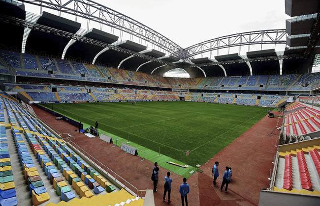 Estadio Kadir Has en Kayeri, una de las sedes del Mundial Sub-20 en Turquía. EFE