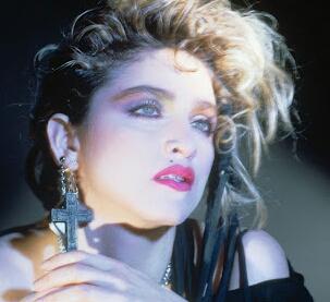 Madonna, 30 años a golpe de excentricidad