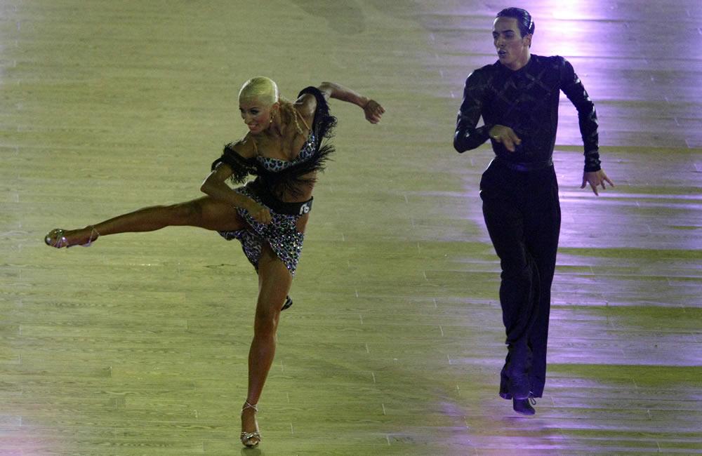 Italia lidera el medallero tras su dominio en patinaje
