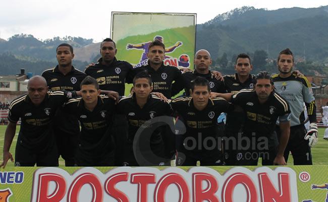 Jugadores de Fortaleza Fútbol Club. Foto: Interlatin