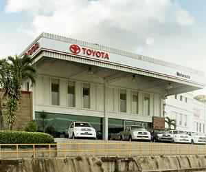 Motorshow con Toyota de Colombia S.A. en Bucaramanga