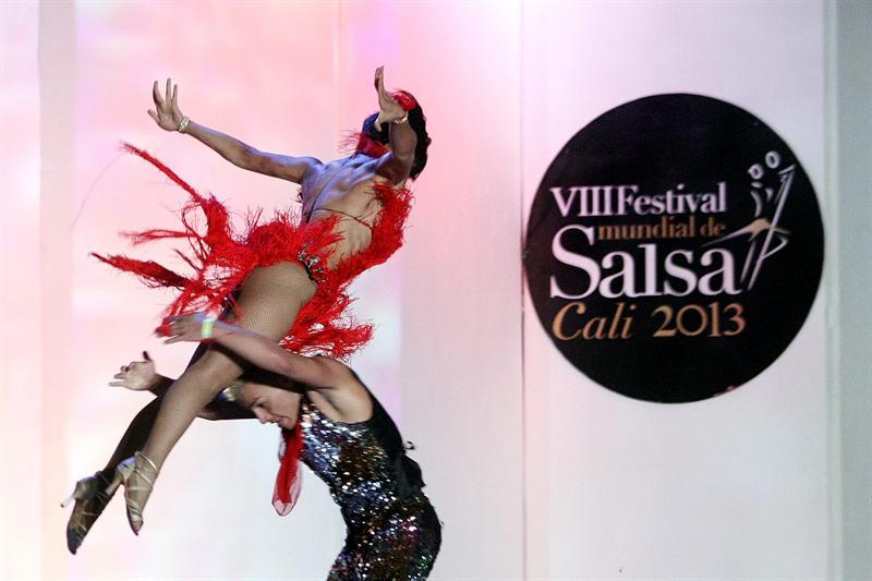 La rumba se tomó el VIII Festival Mundial de Salsa de Cali