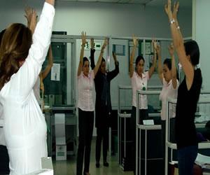 Pausas activas, la solución a trastornos y enfermedades