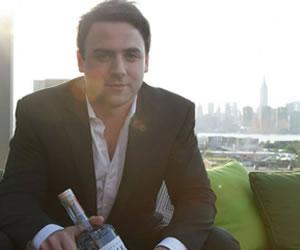 Daniel Brancusi, embajador de Reyka, nos habla de vodka filtrado por rocas volcánicas