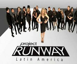 GLITZ* estrena la tercera temporada de Project Runway Latín América