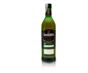 Botella personalizada de Glenfiddich, regalo exclusivo para Amor y Amistad