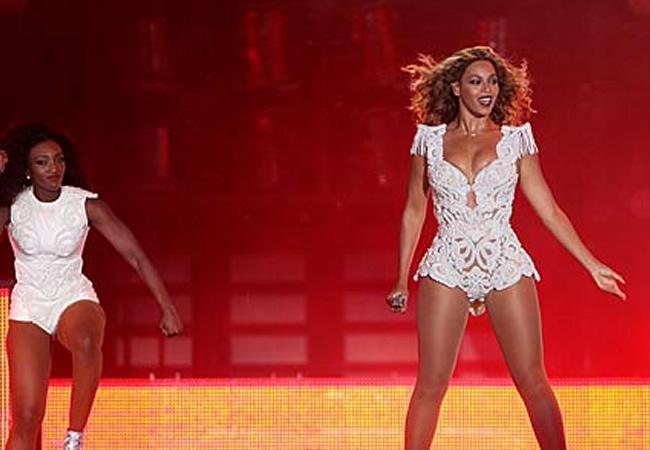 Beyoncé ofrece un espectáculo arrollador en Rock in Rio