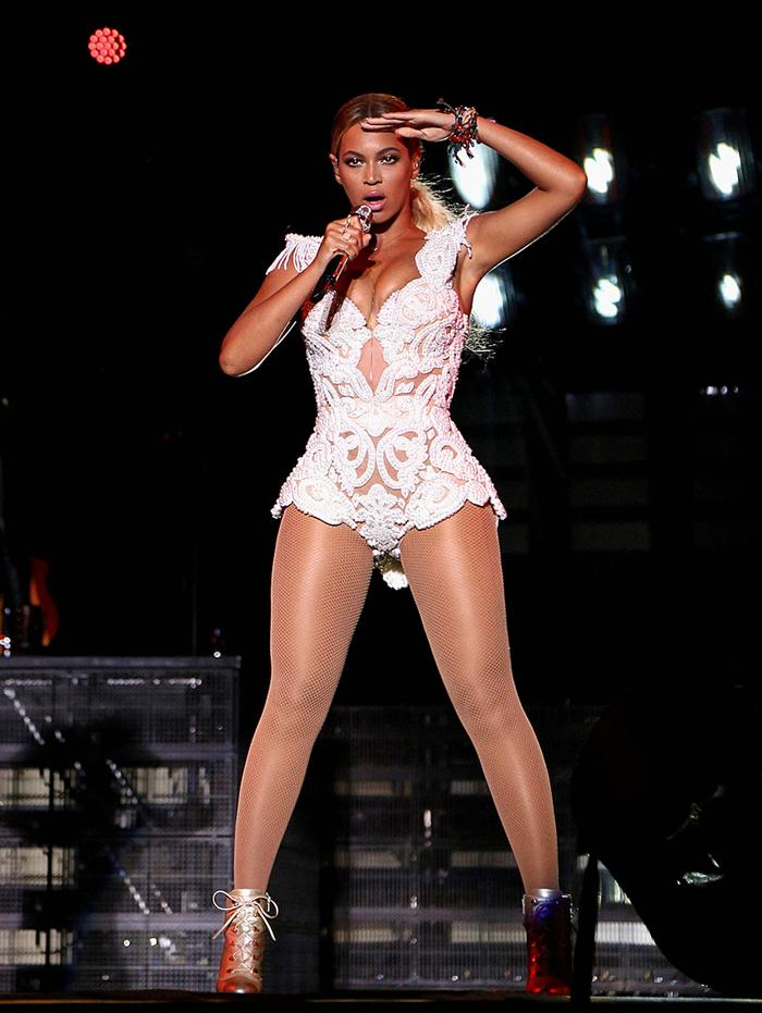 Beyoncé sedujo a sus seguidores en Colombia