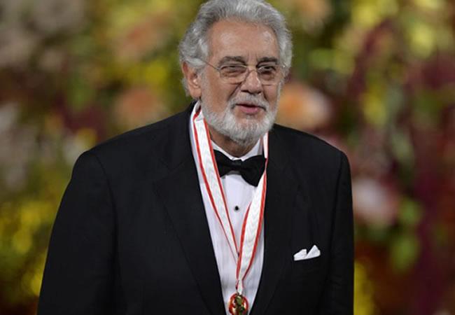 Plácido Domingo recibe el prestigioso Praemium Imperiale en Tokio