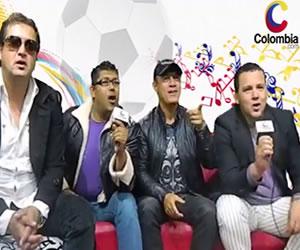 Los Alfa 8 apoyan a nuestra Selección Colombia a ritmo de samba